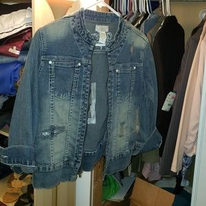 Baby phat denim jacket